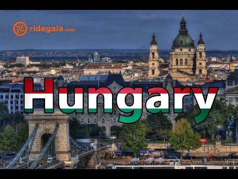 Ep 27 - Hungary - Motorcycle Trip Around Europe - Honda Transalp 700