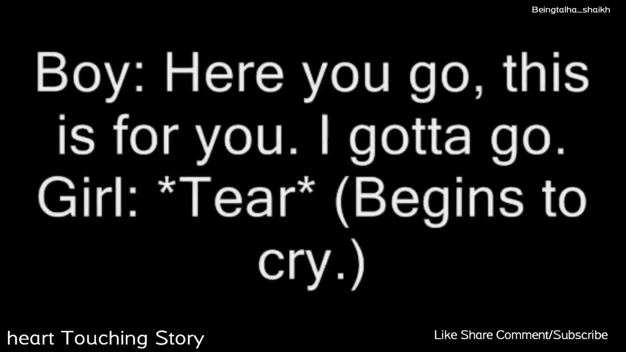 break up story a sad love story tagalog video