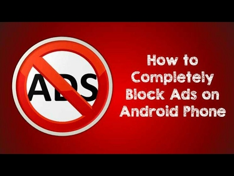 [No Root] Block Ads on your Android Smartphone
