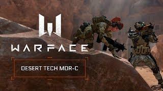 Warface - Desert Tech MDR-C thumbnail