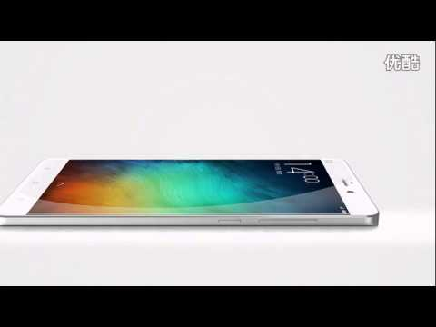 Xiaomi Mi Note unveiled as competitor to the iPhone 6 Plus