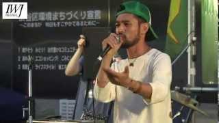 三宅洋平・山本太郎(選挙フェス@渋谷ハチ公前)2013/07/20