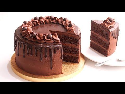 la-mejor-tarta-de-chocolate-del-mundo-🎂🌍-|-tarta-oompa-loompa