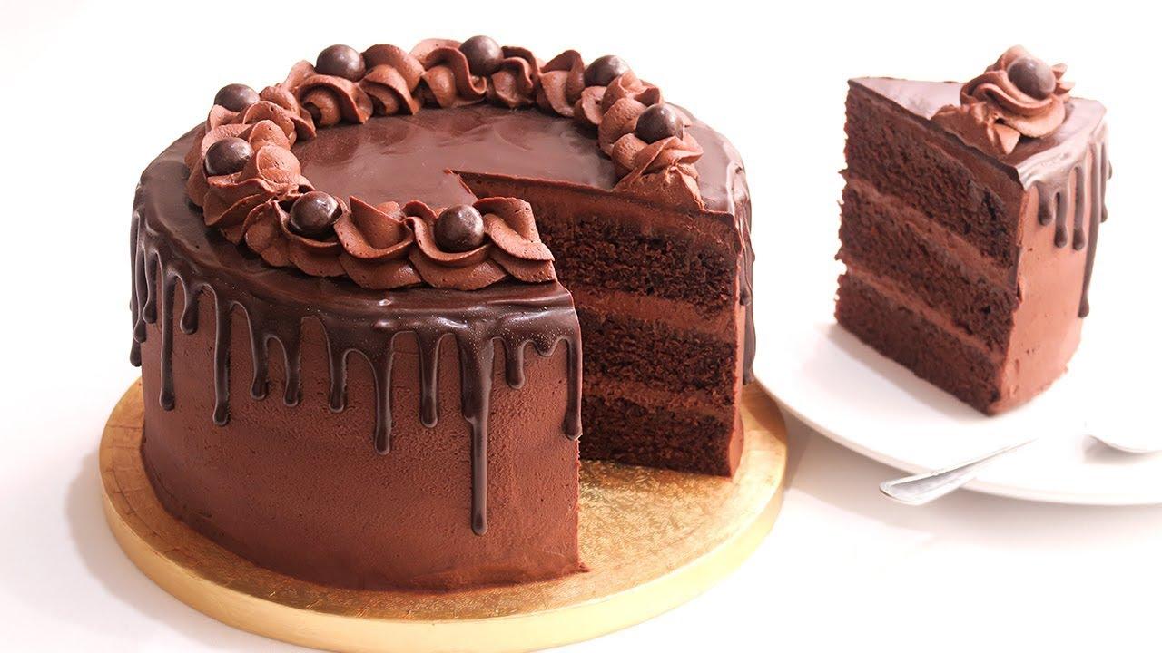 La Mejor Tarta De Chocolate Del Mundo Tarta Oompa Loompa Youtube