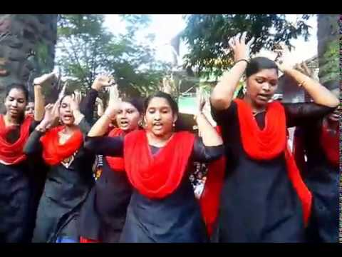 Manacaud Govt School D.Ed. Students Street Play