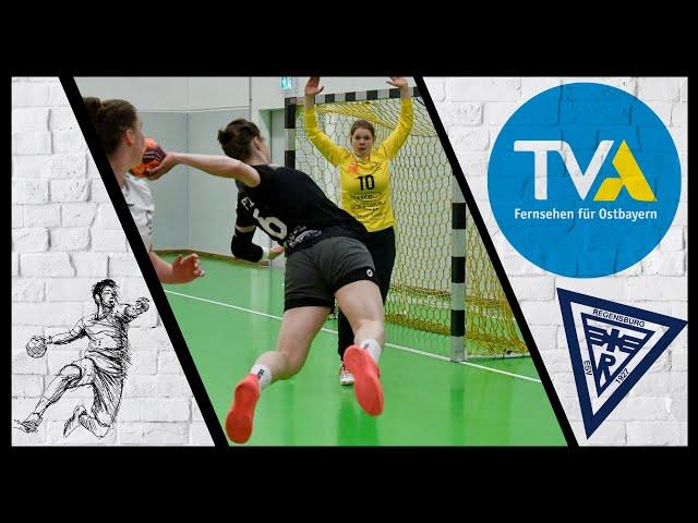 TVA: Handball ESV 1927 Regensburg gewinnt gegen MTV Heide