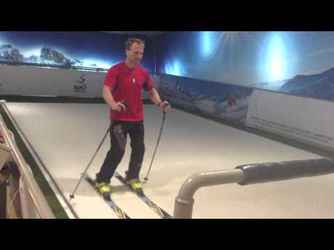 6 Steps to Perfect Parallel - Master Class with Richard  Indoor Ski Centre Dublin