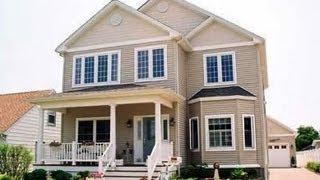 ▶ Como são feitas casas de madeira nos EUA