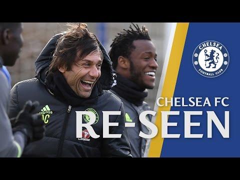 Antonio Conte's funny trick on Pedro in Chelsea Re-seen!