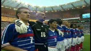 L'Equipe de France 98 Black Blanc Beur n'a jamais existé !!!