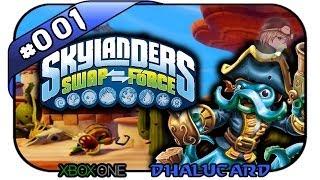 Skylanders Swap Force XBOX One #001 - Deutsch German - Wir eilen zur Hilfe mit Wash Buckler
