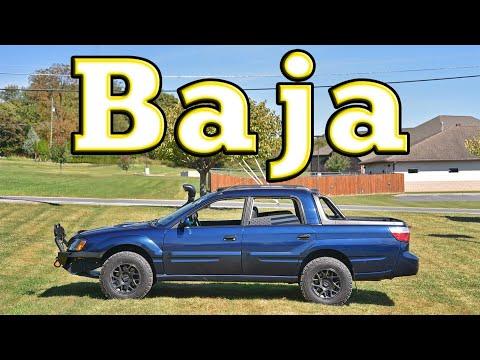 2003 Subaru Baja: Regular Car Reviews