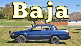 homepage tile video photo for 2003 Subaru Baja: Regular Car Reviews