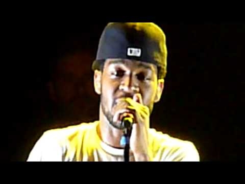 Kid Cudi - Heart Of A Lion (Kid Cudi Theme Music) @ Club Nokia HQ