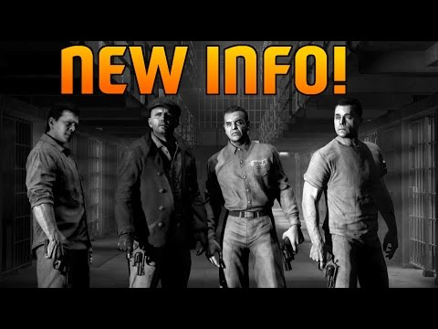 CoD BO3 - New Characters Leaked! Maxis & Richtofen Return! (Black Ops 3 News)