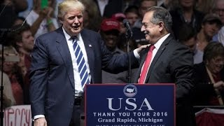 Dow CEO: Trump should use any tool in trade negotiations