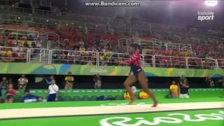Simone Biles USA Qual VT Olympics Rio 2016