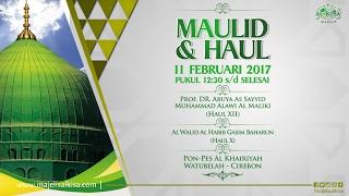 Video Maulid dan Haul 2017 download MP3, 3GP, MP4, WEBM, AVI, FLV April 2018