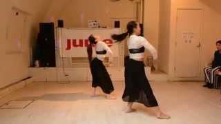 2015年5月3日に大阪で行われた2on2 ジャズダンスバトルイベント「 JAZZY...