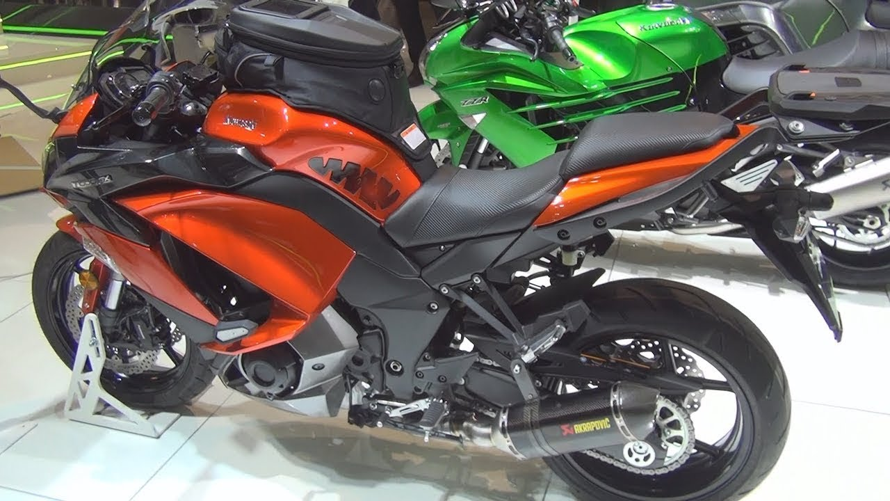 kawasaki z1000sx candy burnt 2017 exterior and interior. Black Bedroom Furniture Sets. Home Design Ideas