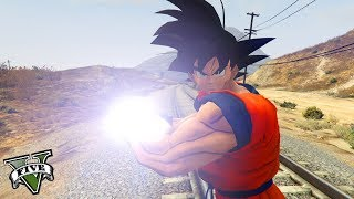Video GTA V - MODS - GOKU ÉPICO! (COM PODERES!) download MP3, 3GP, MP4, WEBM, AVI, FLV April 2018