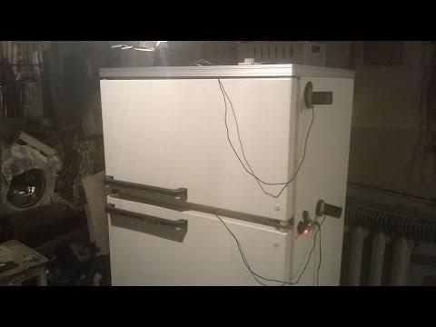 Отрегулировать термостат. Ремонт холодильника Минск