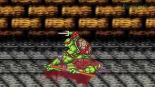 DEATH BATTLE! - Teenage Mutant Ninja Turtles  Battle Royale - subtitulado