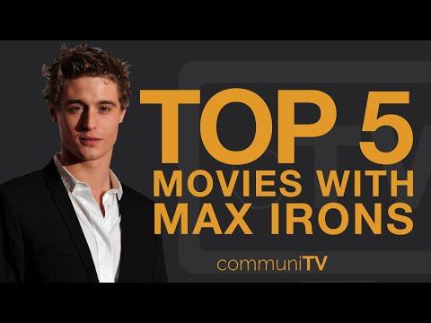 TOP 5: Max Irons Movies