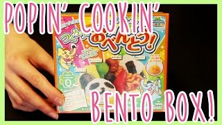 Popin' Cookin' -- Bento Box Tutorial Thumbnail