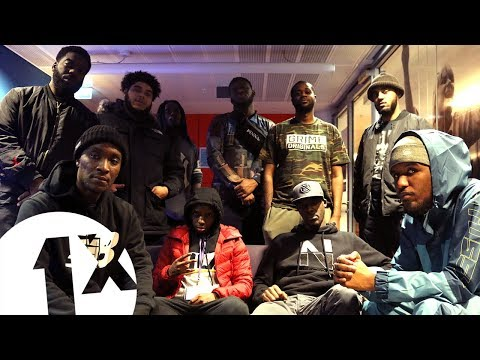 Sir Spyro's 1Xtra Set with Jamakabi, Jammz, Bruza, Logan, Armour, Lusion and Realz