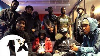 Sir Spyro's 1Xtra Set with Jamakabi, Jammz, Bruza, Logan, Armour, Lusion and Realz
