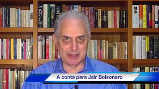 A bomba para Bolsonaro. William Waack comenta