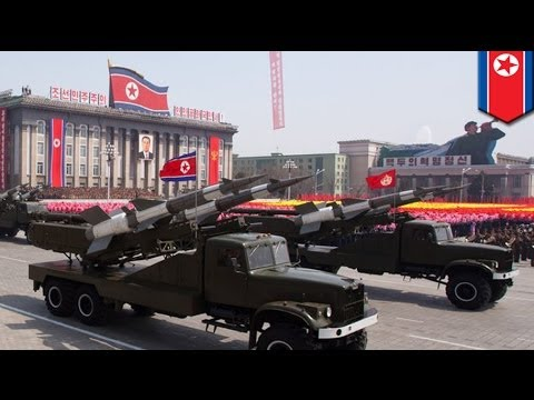 North Korea fires missiles into Sea of Japan