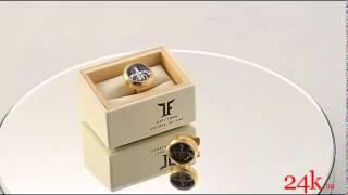 Мужские запонки Est 1968 CT-PY01(На видео представлен обзор мужских запонок CT-PY01 швейцарской марки Est 1968. Изготовлены из стали, отделка- позо..., 2014-06-23T07:41:33.000Z)