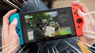 FORTNITE Save the World FREE for Nintendo SWITCH Is it possible in 2019? 🤔