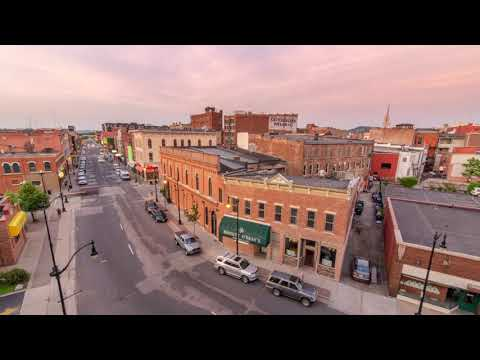 La Crosse, Wisconsin Time Lapse