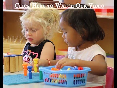 Early Development at Apple Montessori Schools in NJ