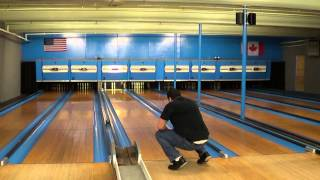TRIPLE STRIKE!? Bowling at Riverwalk Lanes! (From 1/12/14) Part 3 of 4