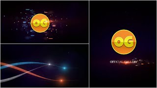 Digital Particle Logo Animation - After Effect Template - 100% Free Download - Official Gallery