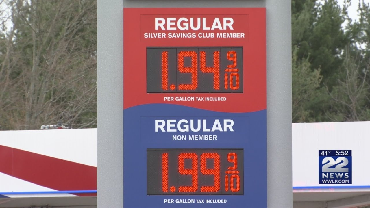 what makes up the price of a gallon of gas