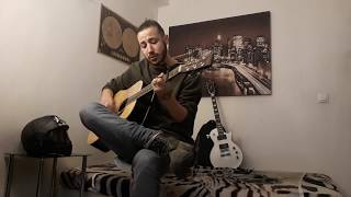 Justin Timberlake - Say something ft Chris Stapleton (Cover by Moussa)