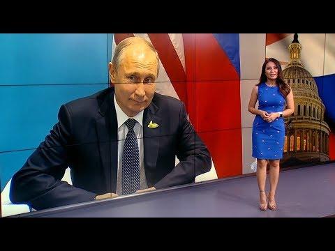 Putin responds to US-imposed sanctions