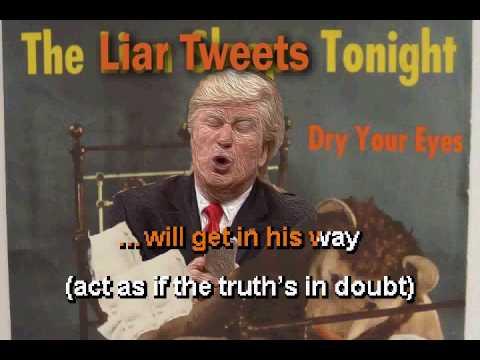 The Liar Tweets Tonight übersetzung