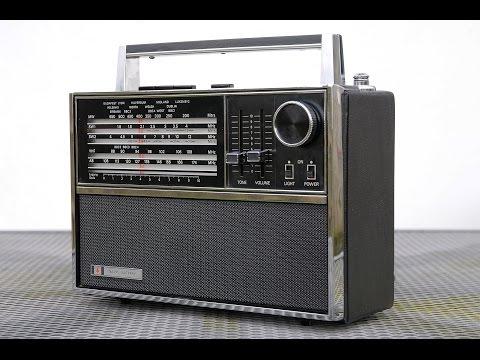 Bush VTR178 repair Part 2: The power supply