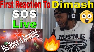 Download First Time Reaction To Dimash Kudaibergen - SOS Live Performance