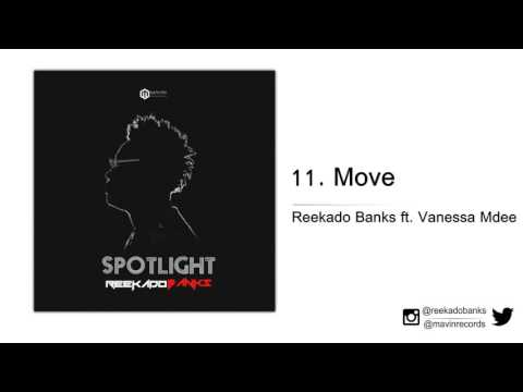 Reekado Banks ft  Vanessa Mdee   Move   YouTube