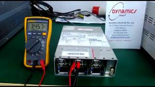 TDK-Lambda Alpha 1000 Power Supply Repairs by Dynamics Circuit (S) Pte. Ltd.