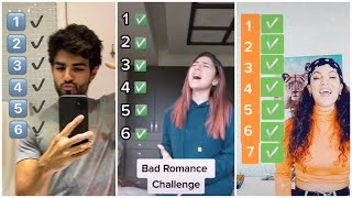 Bad Romance (High Notes Singing Challenge)   TikTok Compilation 🔥