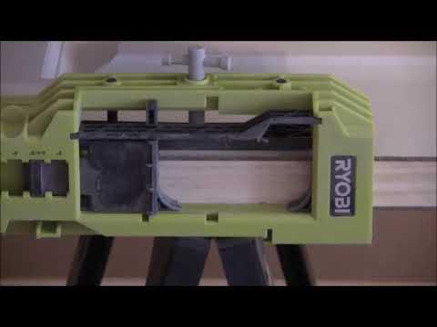 Ryobi Door Hinge Installation Kit Review And Demo Mo