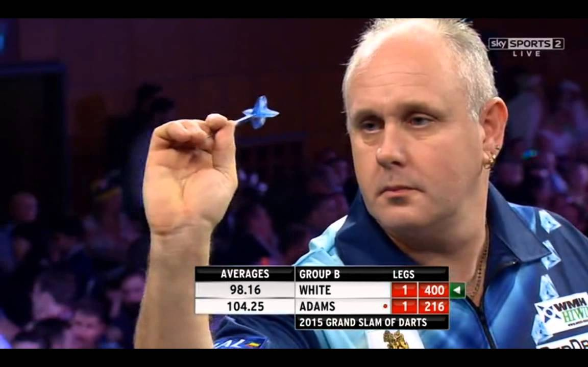 martin adams grand slam of darts
